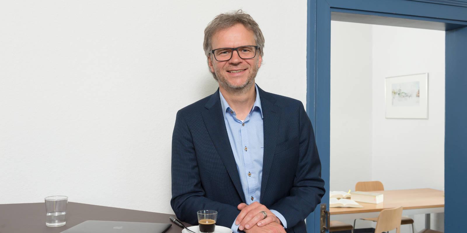 Porträt Versicherungsberater Jörg Deppner