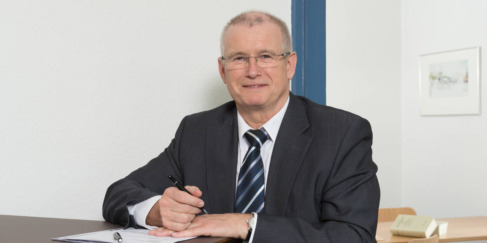 Porträt Peter Sammer, Versicherungsberater Rentenberater